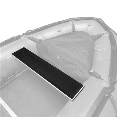 INMAR Inflatable Boat Seat - Fits Roll-up Models - Black - Aluminum