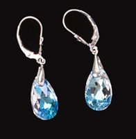 "Swarovski ""Elegance"" drop earrings"