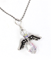 Guardian Angel pendant with Chain