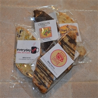 Individually Wrapped Biscotti - Your Logo or Ours