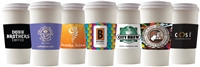 CUSTOM LOGO COFFEE CUP SLEEVES
