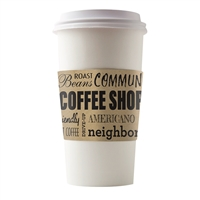 KRAFT ECO COMMUNITY COFFEE CUP SLEEVES