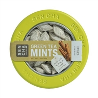 Sencha Natural Green Tea Mints