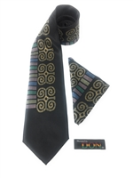 Blessings Tie Set With Hanky DC227A