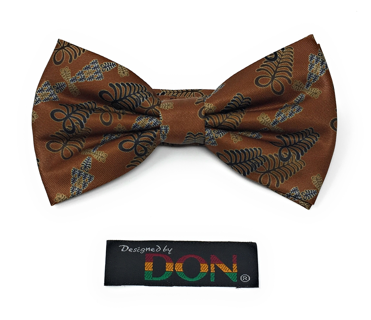 Aya Endurance Tied Bow Tie Set With Hanky