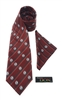 "Mmara Krado - ""Law and Order"" Tie Set with Hanky DC240A"