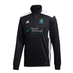 Harden Adidas Fleece Lined 1/4 Zip