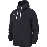Team Club 19 Full Zip Hoodie (J)