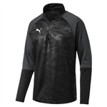 Puma Cup Core 1/4 Zip Training Jacket