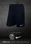 QCFC Park Shorts Junior