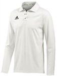 2020 adidas Long Sleeved Cricket Shirt