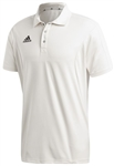 2020 adidas Junior Short Sleeved Cricket Shirt