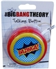 BIG BANG THEORY TALKING BUTTONS