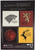 GAME OF THRONES HOUSE SIGIL MAGNET SETS