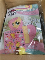MY LITTLE PONY COLOURING BOOKS