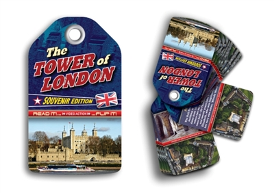 TOWER OF LONDON POCKET BOOKS