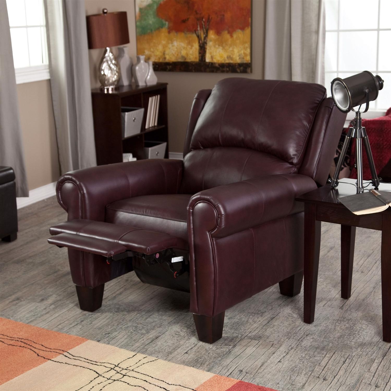 Club Chair Recliner - Retail price 759 00