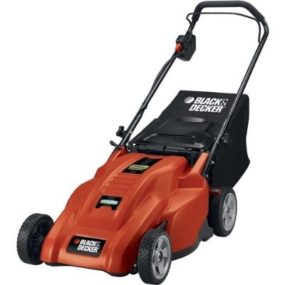 18inch Cordless Electric Lawn Mower with Integrated 36V Battery