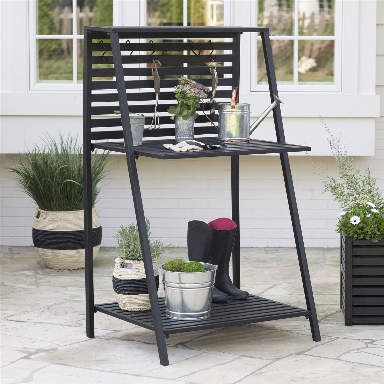Potting Bench Garden Table Outdoor