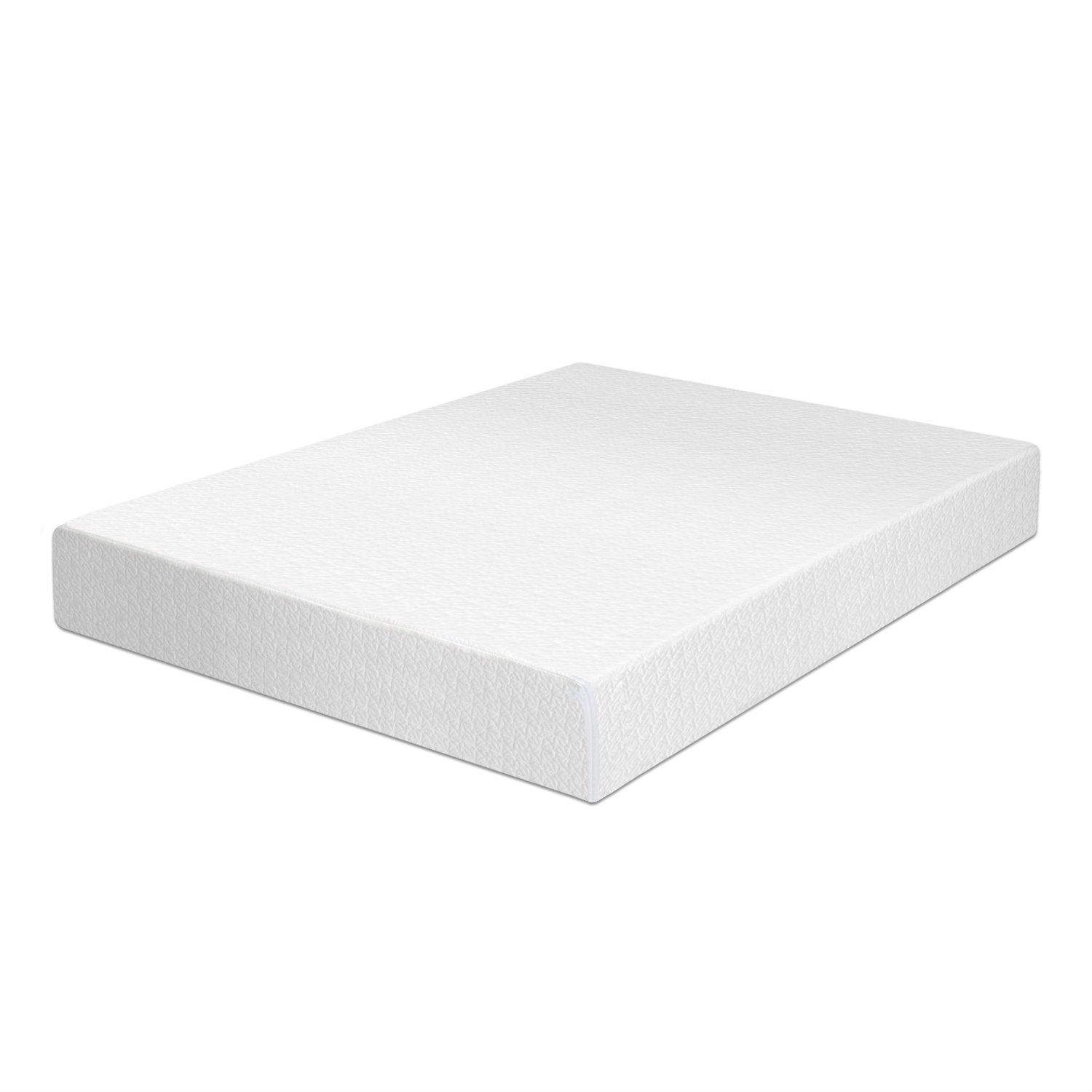 Queen-size 10-inch Thick Pressure Relief Memory Foam Mattress
