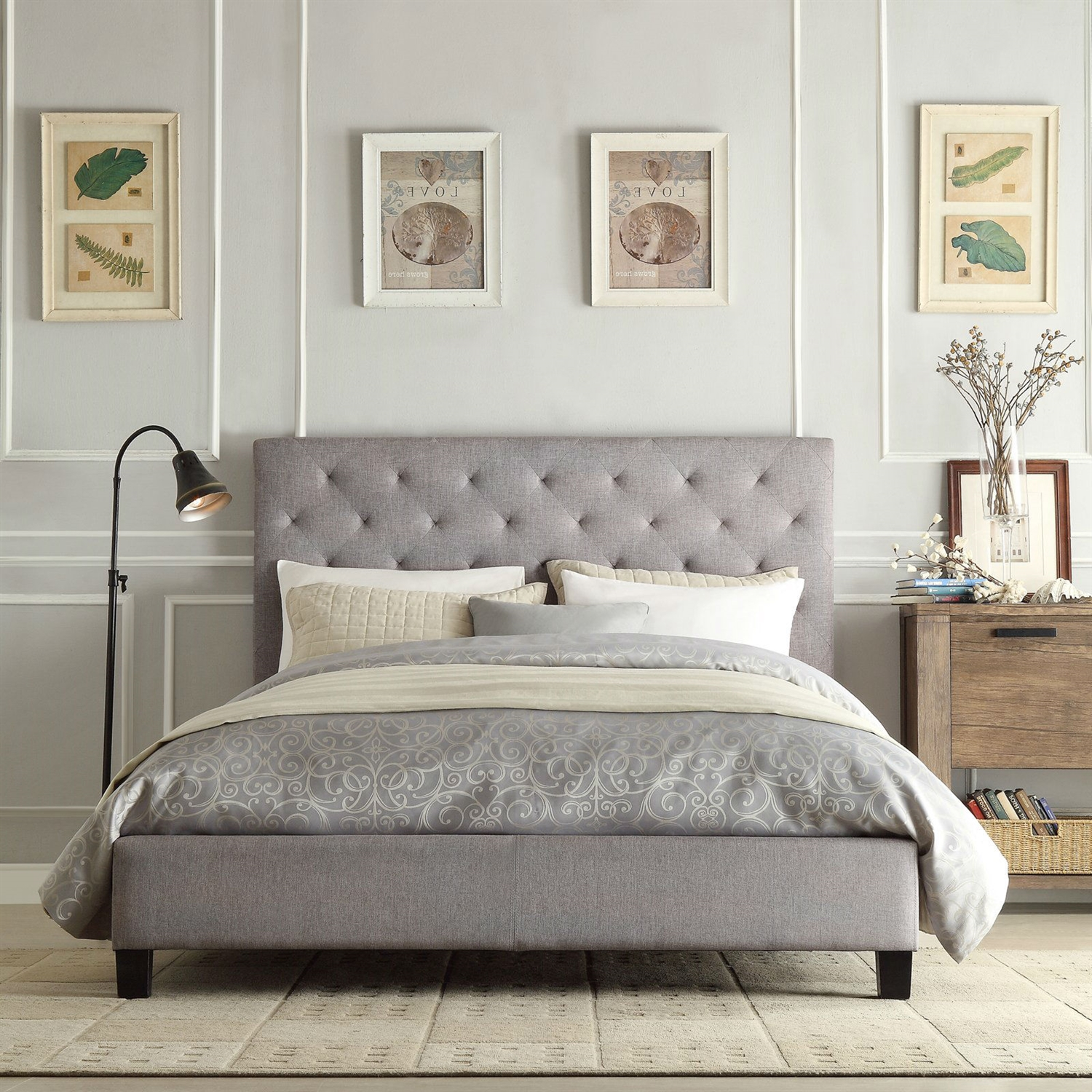 christopher headboard button tufted overstock garden free jezebel today knight full product home adjustable by queen shipping