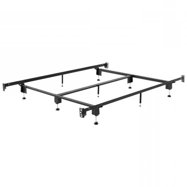 Fastfurnishings Com California King Size Metal Bed Frame With