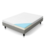 California King 5-inch Firm Gel Memory Foam Mattress