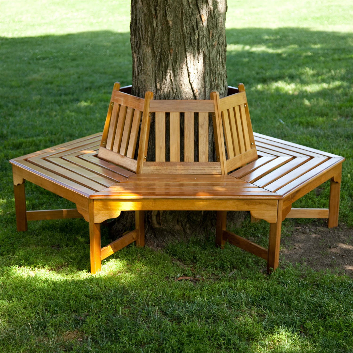 Weather Resistant Wood Outdoor Furniture