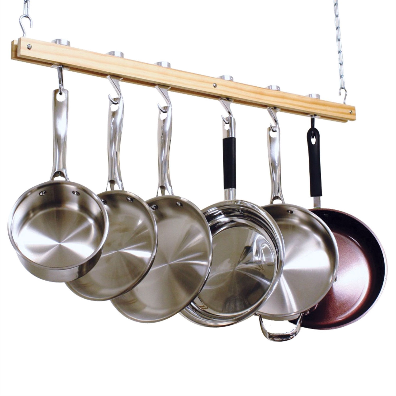 wayfair lights pdx pan hanging tabletop highlands pot reviews with kitchen rack laurel woodshop and