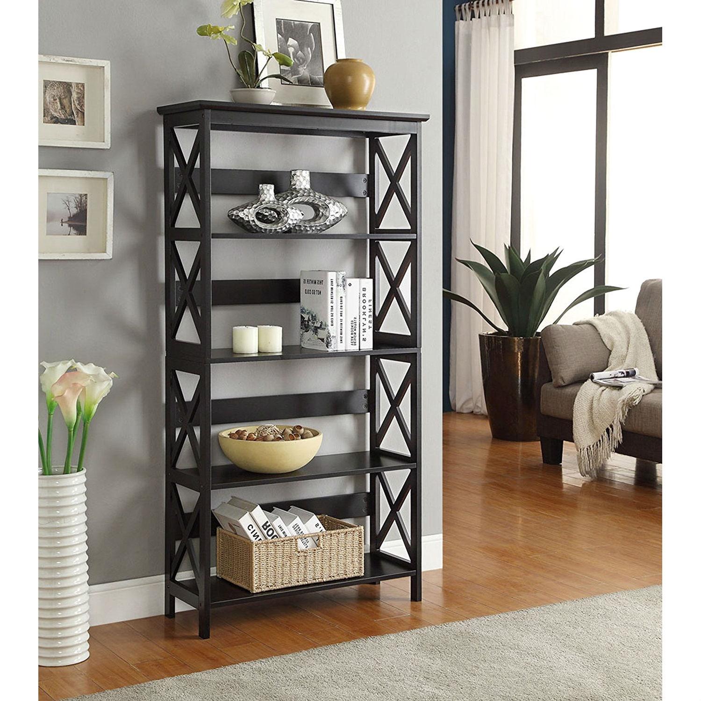 with shelf cupboard bookcase door deluxe pi oak combination lockable