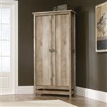 浅橡木色小屋风格衣柜衣橱储物柜