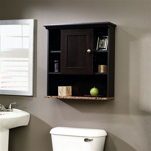 Bathroom Wall Cabinet With 3 Adjustable Shelves In