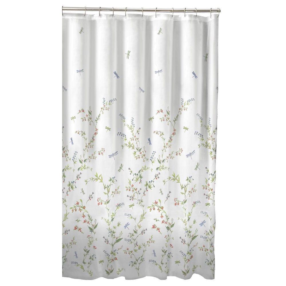 Machine Washable Shower Curtain