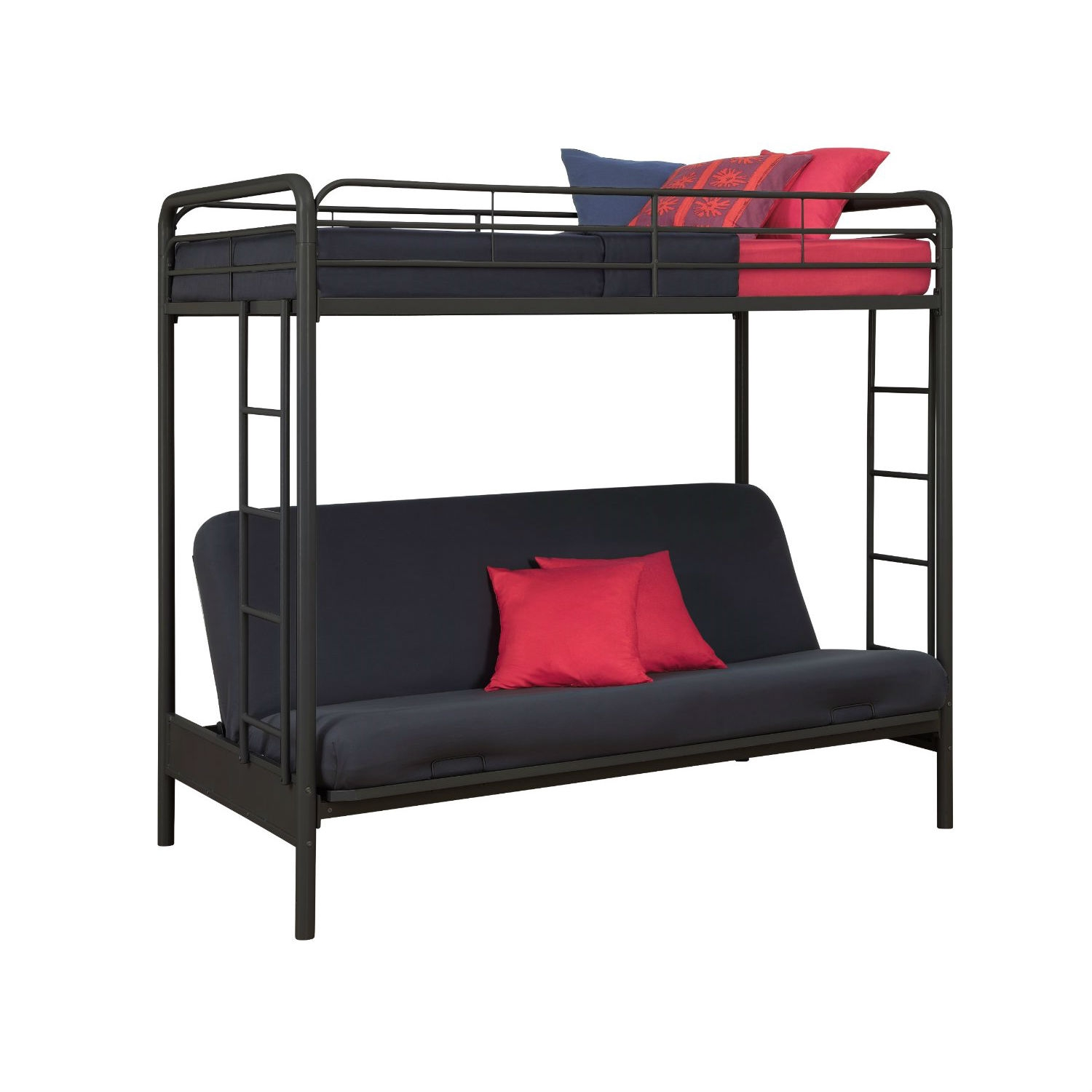 Full Futon Bunk Bed Sleeper Sofa