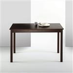 特浓咖啡经典x英寸木制餐桌