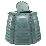 Recycled Plastic 267 Gallon Compost Bin Green