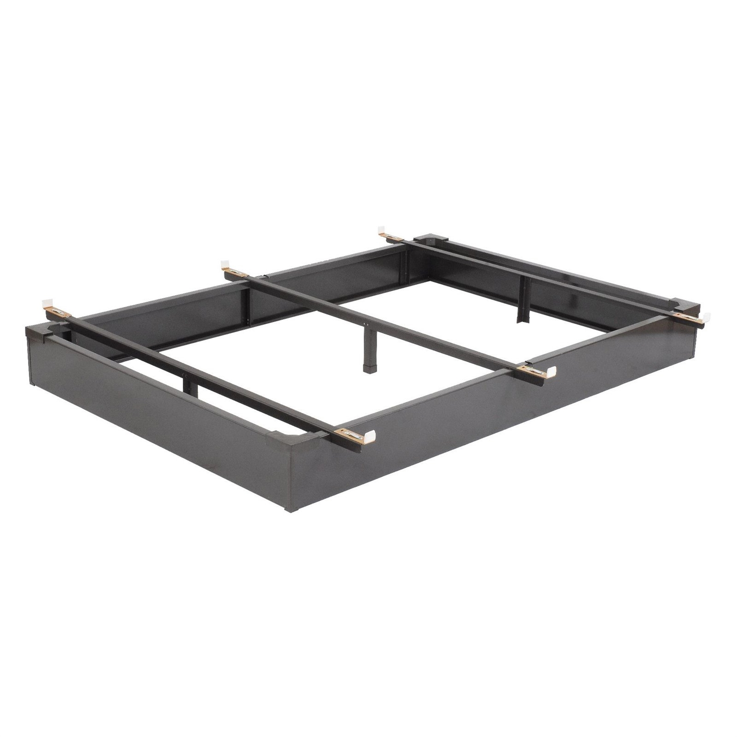 Full size Motel Style Bed Base Frame - Made in the USA ...