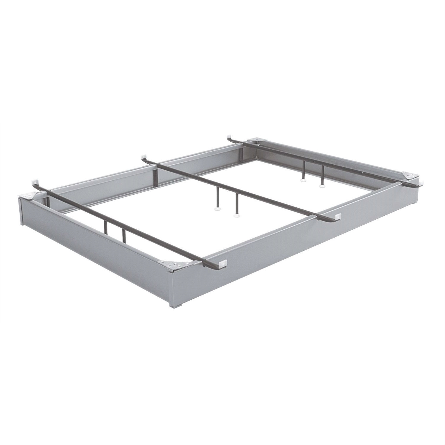 Full size Hotel Style Metal Bed Base Hospitality Bed Frame ...
