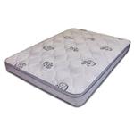 全尺寸英寸高调毛绒枕头顶部弹簧床垫