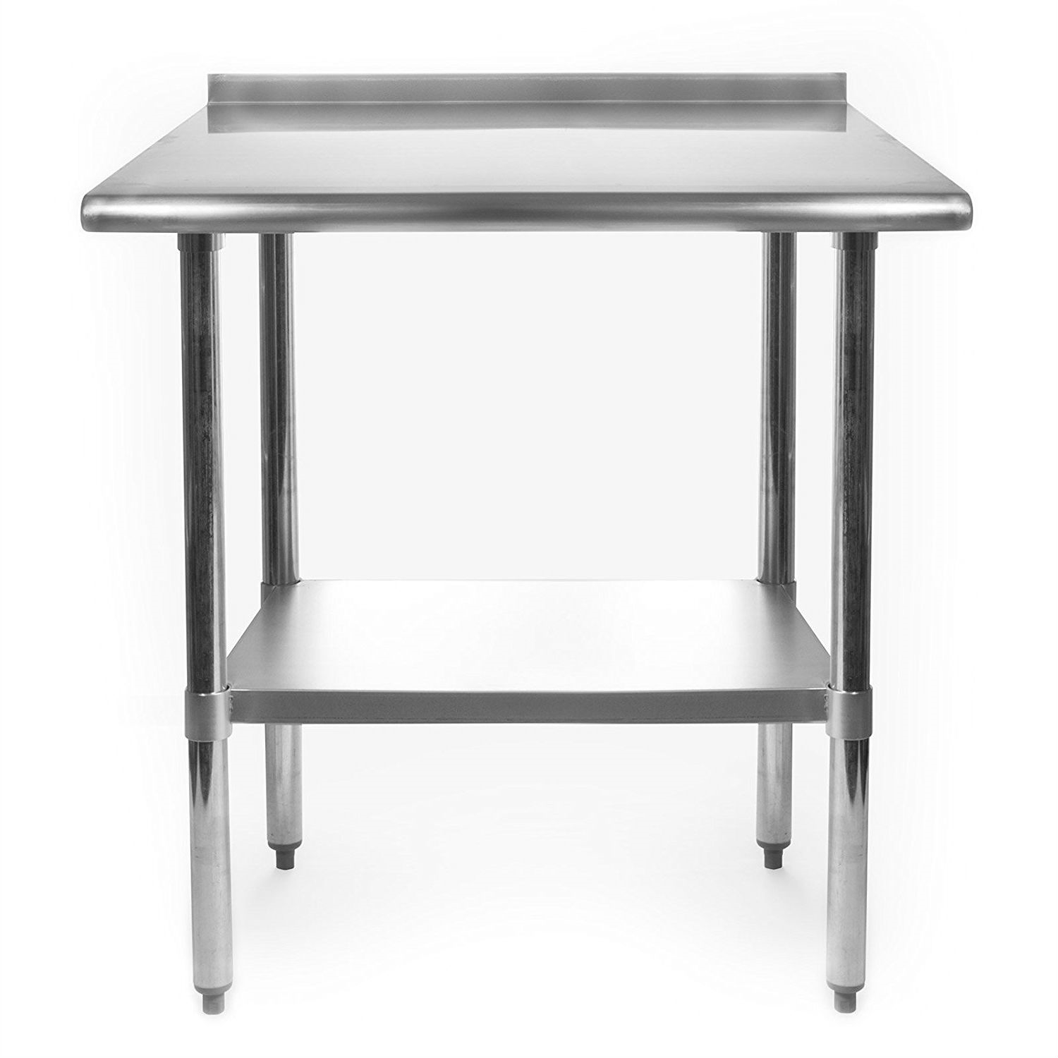 Restaurant Kitchen Work Tables heavy duty 30 x 24 inch stainless steel restaurant kitchen prep