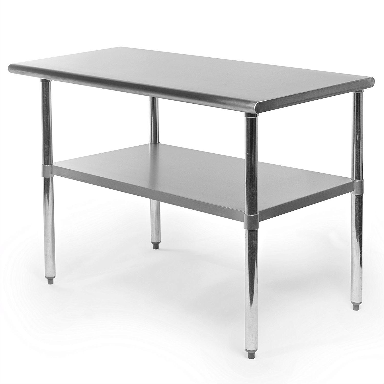 Stainless Steel 48 x 24 inch Heavy Duty Kitchen Work Table ...