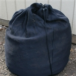 Portable 100-Gallon Compost Sack for Home Garden Composting