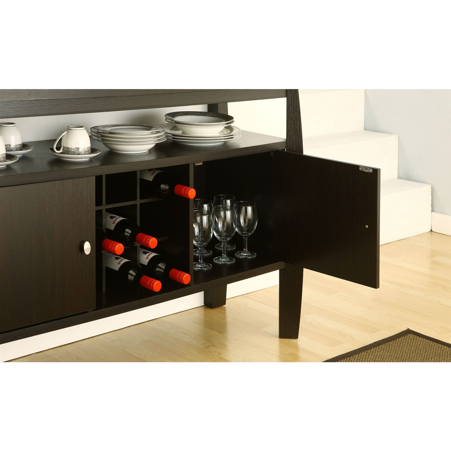 Modern Dining Room Sideboard Buffet Server Console Table Fastfurnishings Com