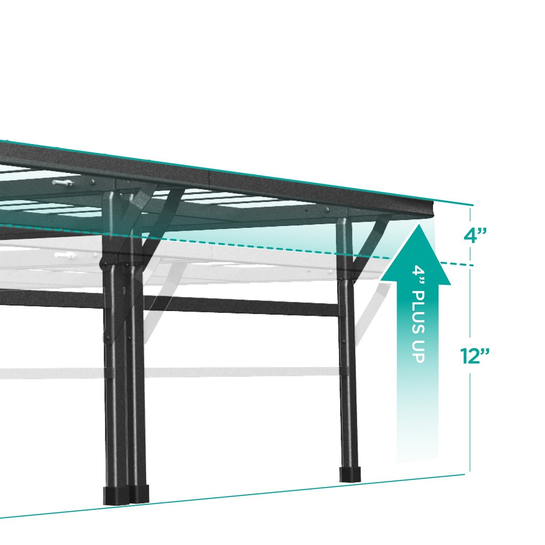 retail price 18900 - High Riser Bed Frame