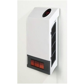 Energy Efficient Compact On-Wall Infrared Baseboard Space Heater