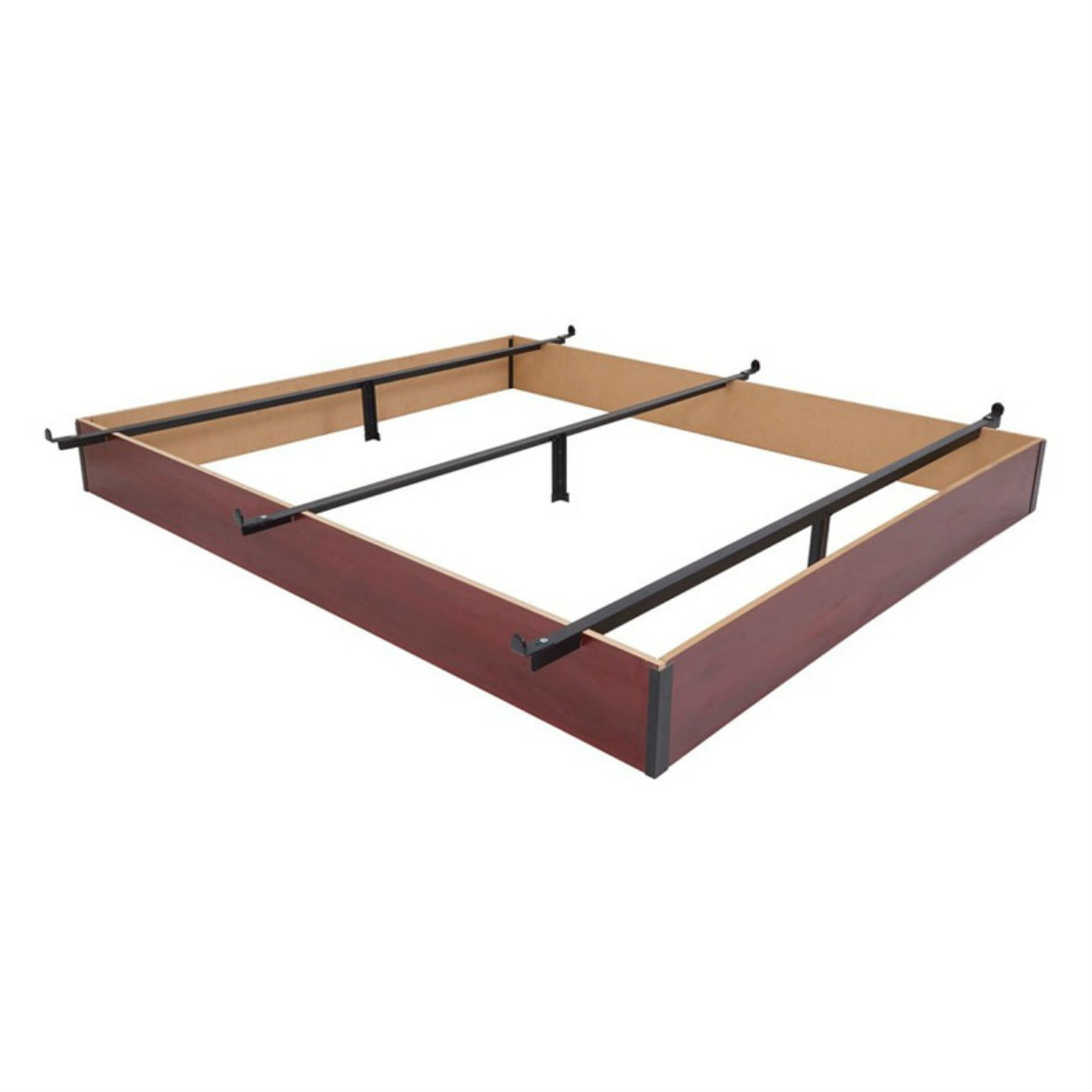 King Size Hotel Style Metal Bed Frame