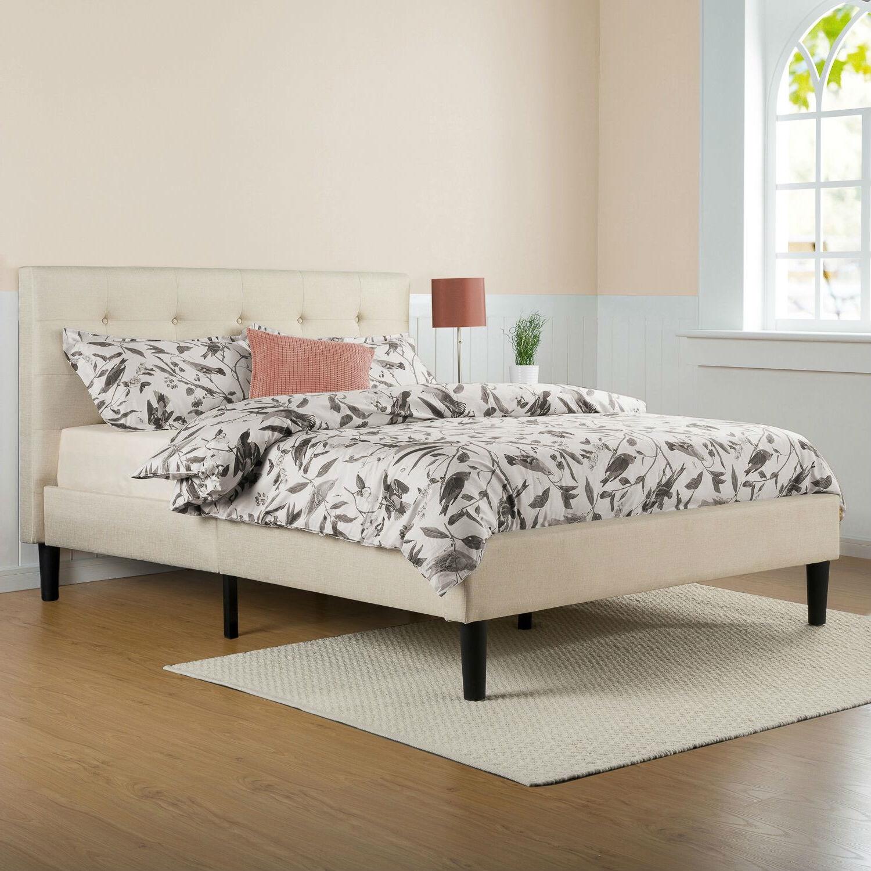 full size platform bed with headboard - Ibov.jonathandedecker.com