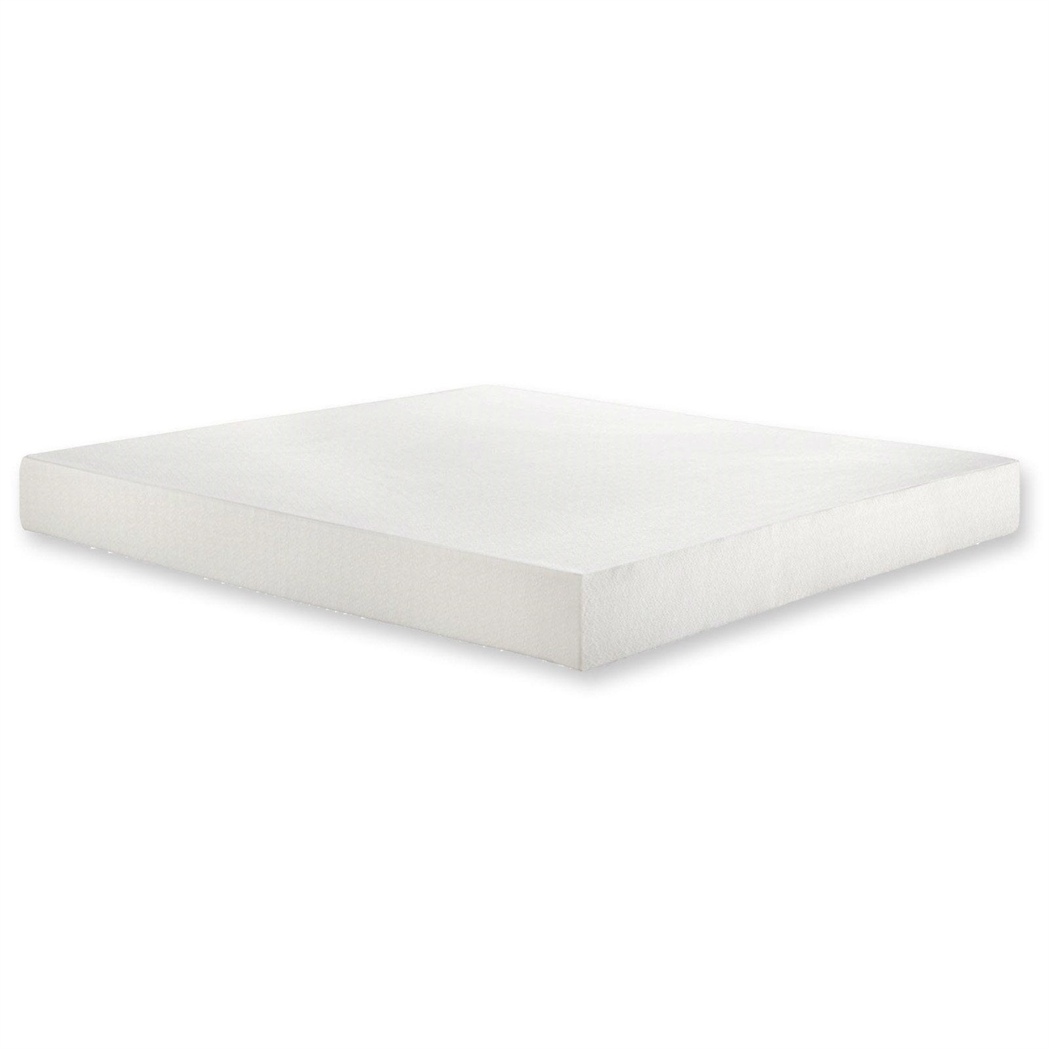 King Size 6 Inch Memory Foam Mattress With Soft Knit Fabric Cover