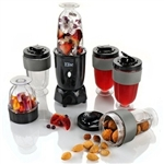 17-Piece Elite 300-Watt Personal Drink Blender Set by MaxiMatic