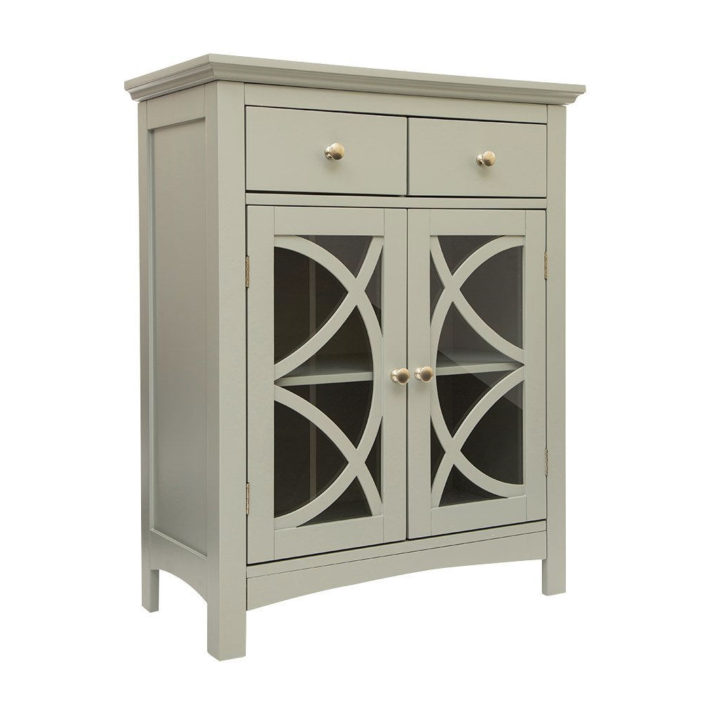 Awesome Floor Cabinet With Glass Doors Design Ideas